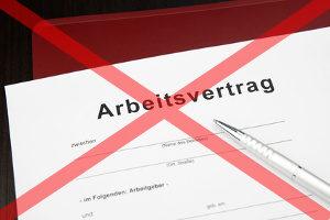 Wie lang ist die Kündigungsfrist ohne Arbeitsvertrag?
