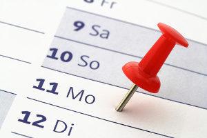 Die Kündigungsfristen vom Arbeitgeber können auch individuell vereinbart werden.